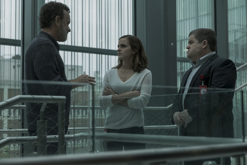 Emma Watson, Tom Hanks ve filmu The Circle / The Circle
