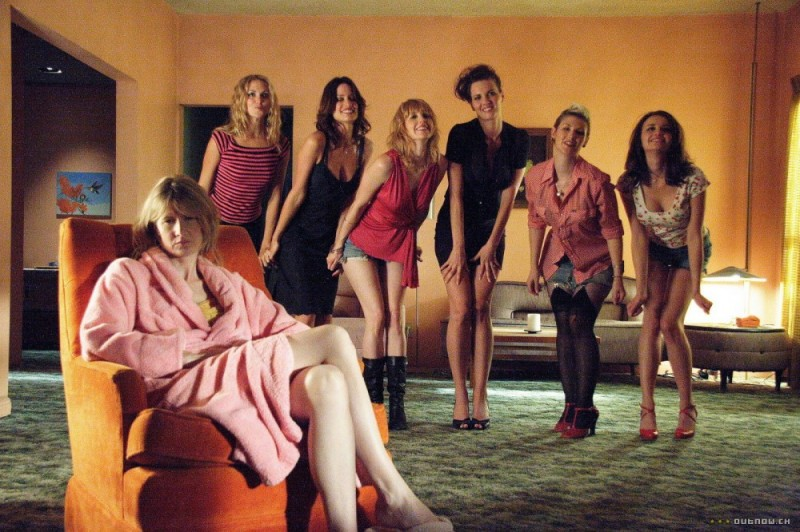 Laura Dern ve filmu  / Inland Empire