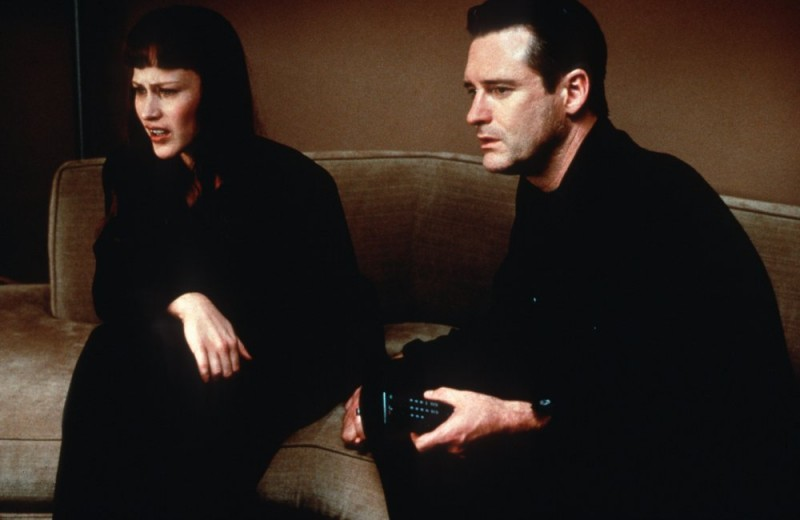 Patricia Arquette, Bill Pullman ve filmu  / Lost Highway