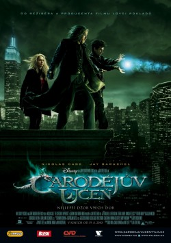 The Sorcerer's Apprentice - 2010