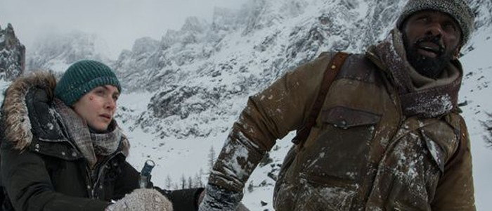 Idris Elba, Kate Winslet ve filmu Hora mezi námi / The Mountain Between Us
