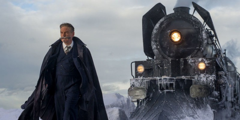 Kenneth Branagh ve filmu Vražda v Orient expresu / Murder on the Orient Express