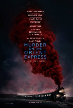 Murder on the Orient Express - 2017