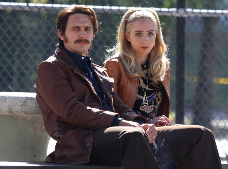 James Franco, Zoe Kazan ve filmu  / The Deuce