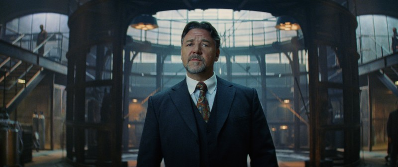 Russell Crowe ve filmu Mumie / The Mummy