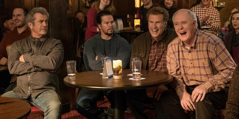 Mark Wahlberg, Mel Gibson, Will Ferrell, John Lithgow ve filmu Táta je doma 2 / Daddy's Home 2