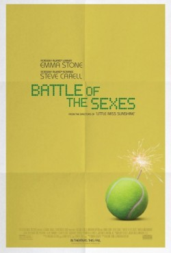 Battle of the Sexes - 2017