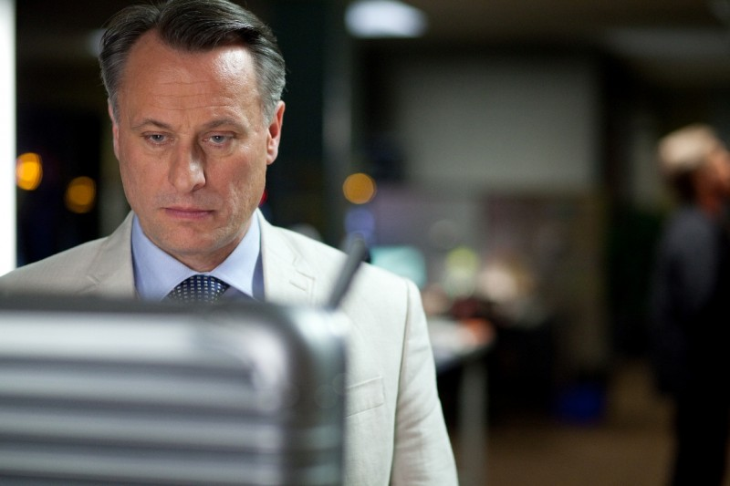 Michael Nyqvist ve filmu  / Mission: Impossible - Ghost Protocol