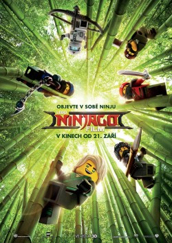 The LEGO Ninjago Movie - 2017