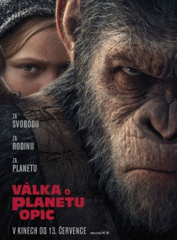 War for the Planet of the Apes - 2017
