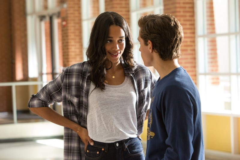 Laura Harrier, Tom Holland ve filmu  / Spider-Man: Homecoming