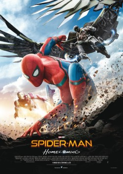 Český plakát filmu Spider-Man: Homecoming / Spider-Man: Homecoming
