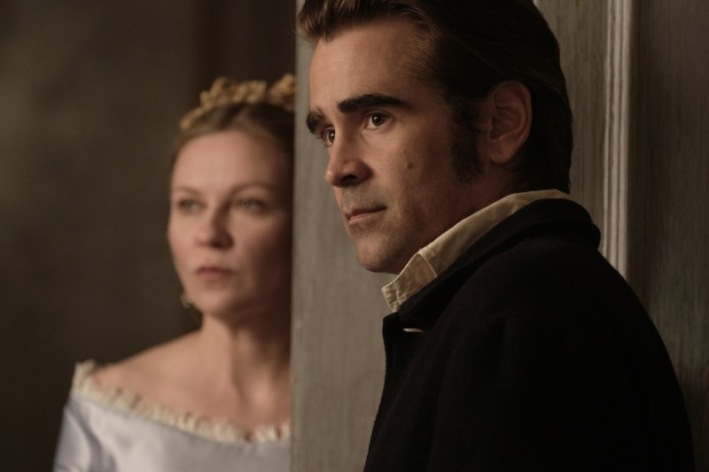 Colin Farrell ve filmu Oklamaný / The Beguiled
