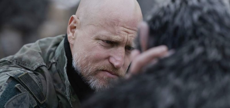 Woody Harrelson ve filmu Válka o planetu opic / War for the Planet of the Apes