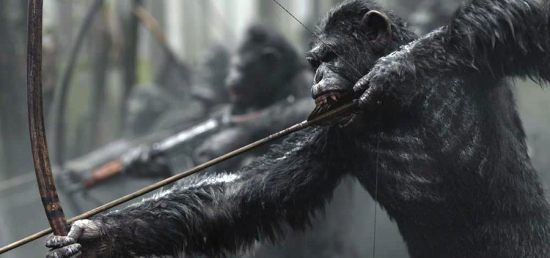 Fotografie z filmu Válka o planetu opic / War for the Planet of the Apes