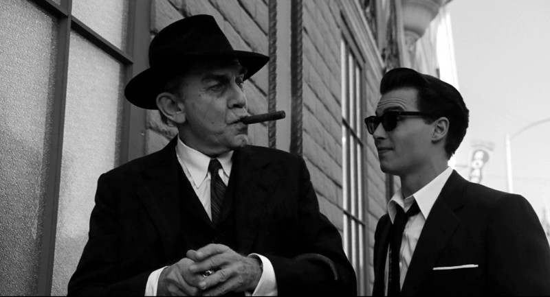 Martin Landau, Johnny Depp ve filmu  / Ed Wood