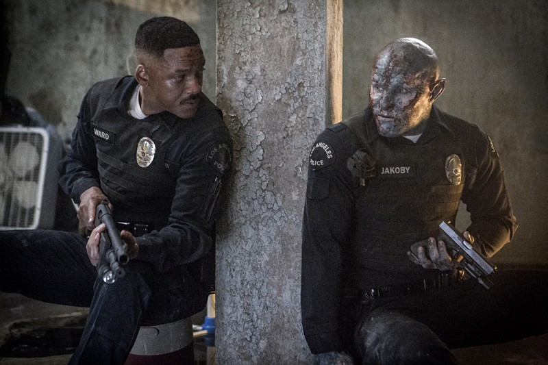 Will Smith, Joel Edgerton ve filmu  / Bright