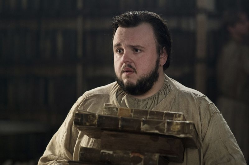 John Bradley ve filmu Hra o trůny / Game of Thrones