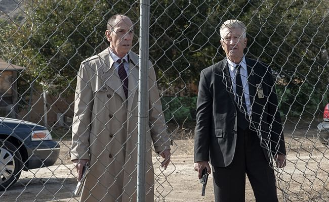 Miguel Ferrer, David Lynch ve filmu  /