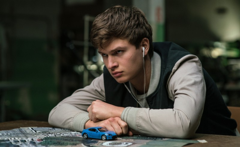 Ansel Elgort ve filmu Baby Driver / Baby Driver