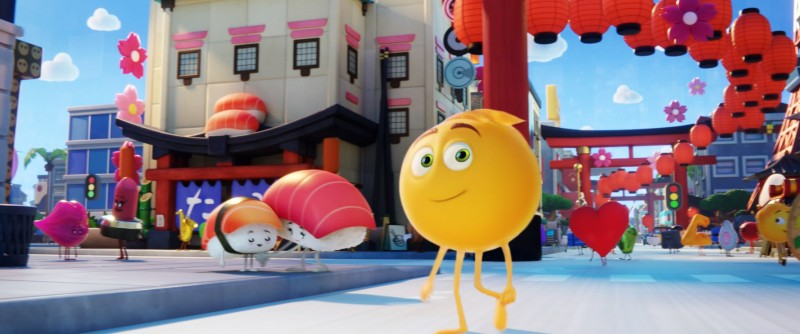 Fotografie z filmu Emoji ve filmu / The Emoji Movie