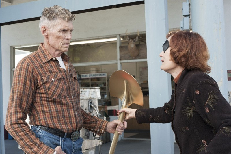 Everett McGill, Wendy Robie ve filmu  /