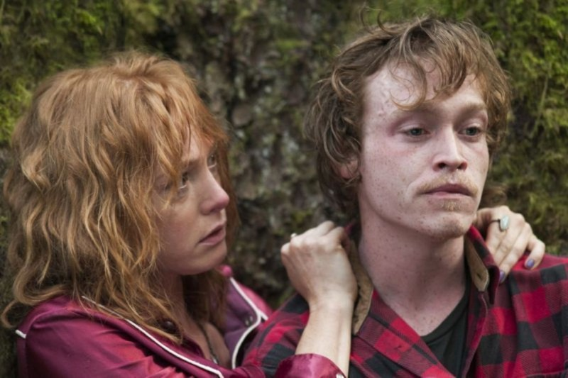 Caleb Landry Jones, Alicia Witt ve filmu  /