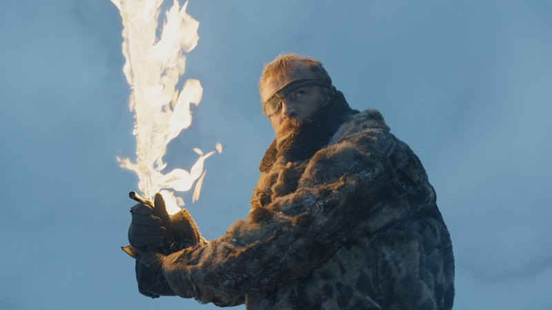Richard Dormer ve filmu Hra o trůny / Game of Thrones