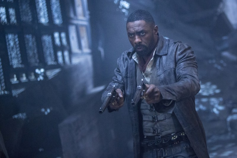 Idris Elba ve filmu Temná věž / The Dark Tower