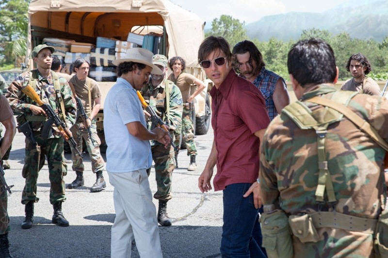 Tom Cruise ve filmu Barry Seal: Nebeský gauner / American Made