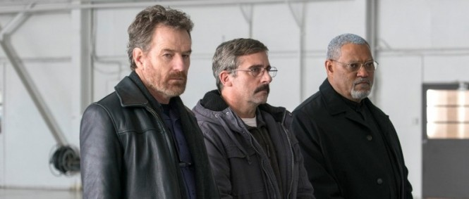 Trailer: Last Flag Flying - nový film od režiséra Chlapectví