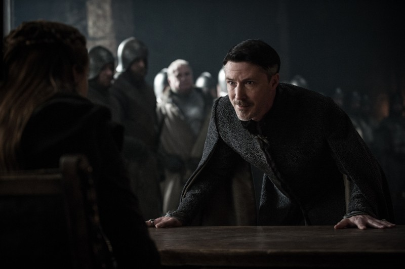 Aidan Gillen ve filmu Hra o trůny / Game of Thrones