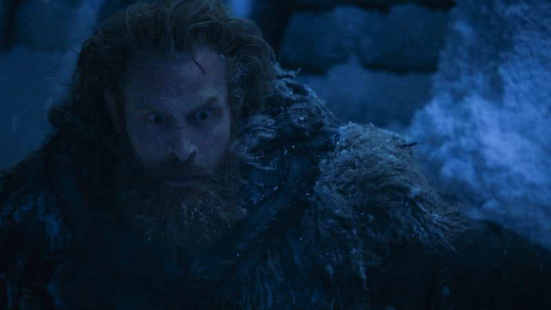 Kristofer Hivju ve filmu Hra o trůny / Game of Thrones
