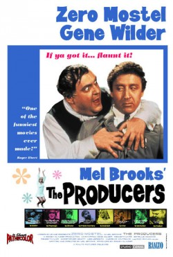 Plakát filmu Producenti / The Producers