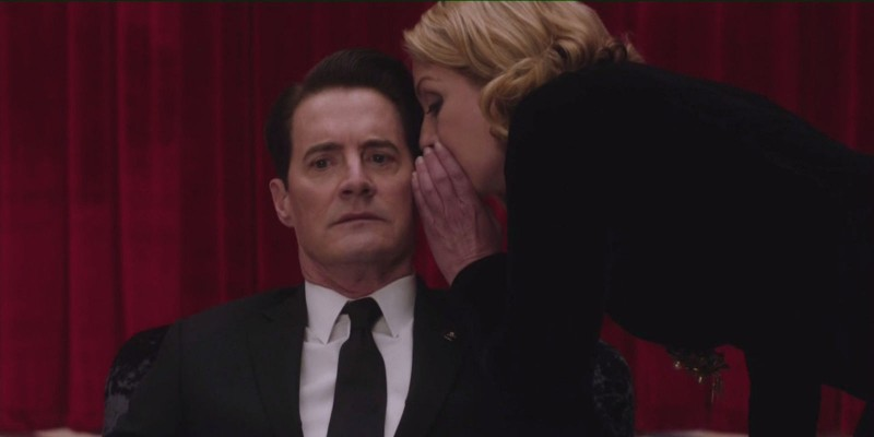 Kyle MacLachlan, Sheryl Lee ve filmu Městečko Twin Peaks - The Return / Twin Peaks