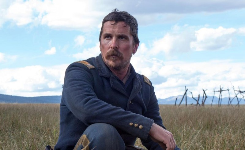 Christian Bale ve filmu  / Hostiles