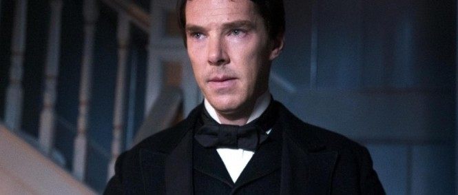 Benedict Cumberbatch jako Edison v traileru The Current War