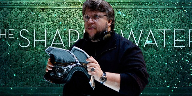 Guillermo del Toro ve filmu Tvář vody / The Shape of Water