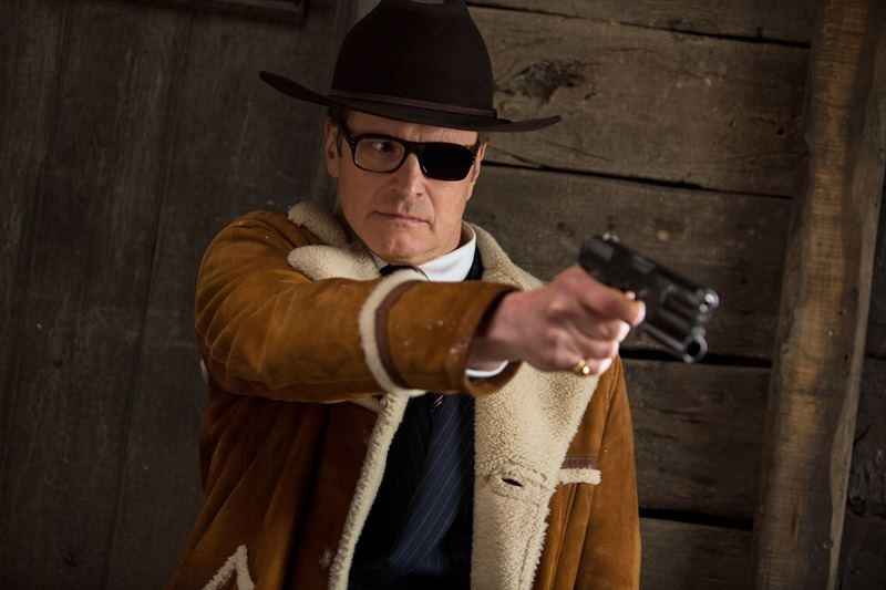 Colin Firth ve filmu Kingsman: Zlatý kruh / Kingsman: The Golden Circle