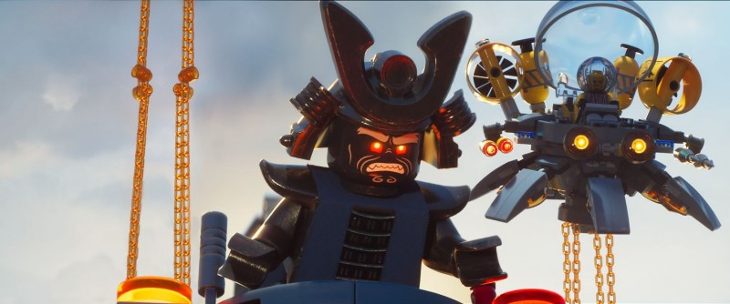 Fotografie z filmu LEGO® Ninjago® film / The LEGO Ninjago Movie