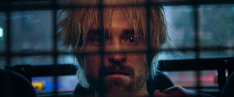 Robert Pattinson ve filmu Dobrý časy / Good Time