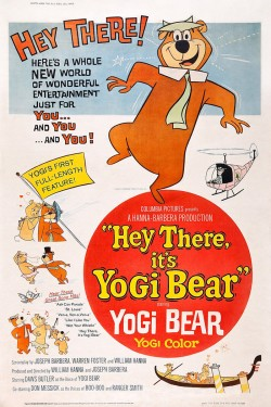 Plakát filmu Méďa Béďa / Hey There, It's Yogi Bear