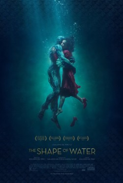 Plakát filmu Tvář vody / The Shape of Water