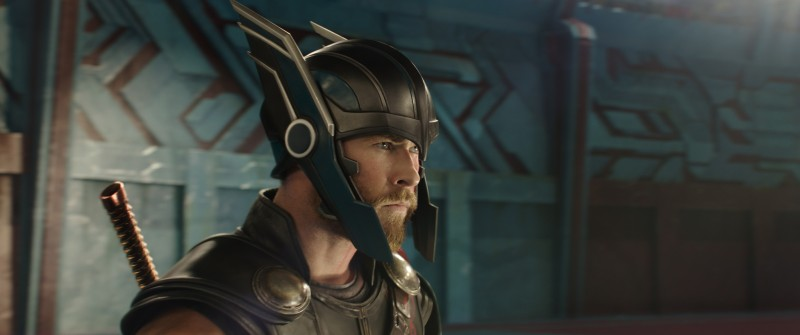 Chris Hemsworth ve filmu Thor: Ragnarok / Thor: Ragnarok