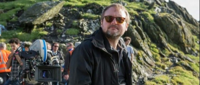 Rian Johnson načne novou Star Wars trilogii