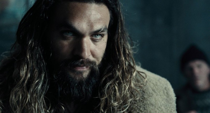 Jason Momoa ve filmu Liga spravedlnosti / Justice League