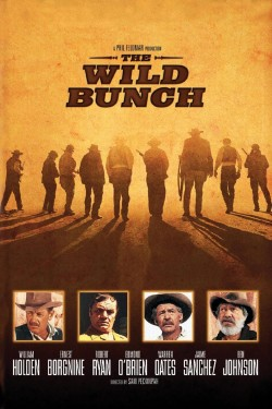 Plakát filmu Divoká banda / The Wild Bunch
