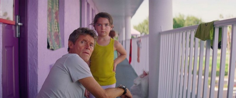 Willem Dafoe ve filmu  / The Florida Project
