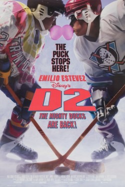 Plakát filmu Šampióni 2 / D2: The Mighty Ducks