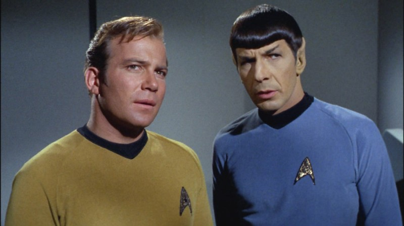Leonard Nimoy, William Shatner ve filmu  / Star Trek